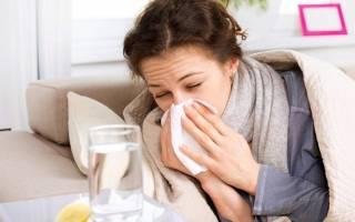 Чем можно лечить простуду при беременности