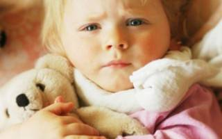 Детское средство от кашля
