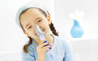 Раствор для ингаляций от кашля для детей