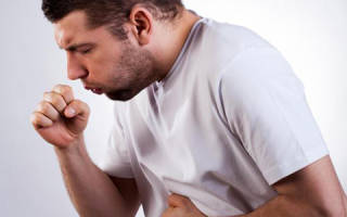 Застарелый кашель лечение