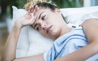 После прививки от гриппа болит голова