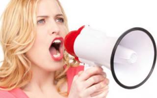 Лечение осиплости голоса народными средствами