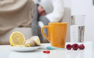 Вылечить простуду за 1 день народными средствами