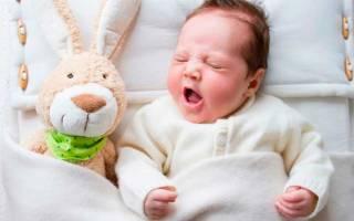 Сухой кашель у ребенка во время сна