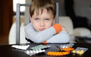 Таблетки от кашля для детей 6 лет