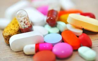 Современные антибиотики при бронхите