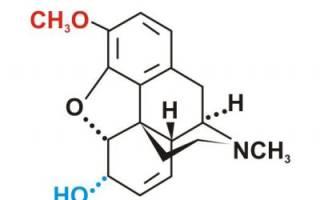 Таблетки от кашля с кодеином