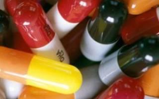 Капли от отита с антибиотиком