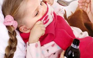 У ребенка кашель 2 недели