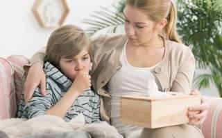 Продолжительный кашель у ребенка без температуры