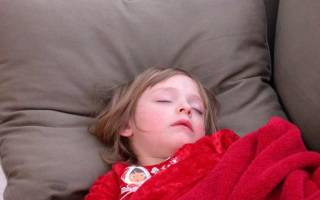 Удушающий кашель у ребенка ночью что делать