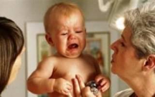 От боли в горле для детей