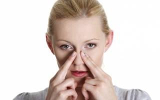 Можно ли греть нос яйцом при насморке