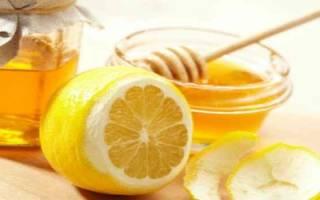 Глицерин мед лимон от кашля