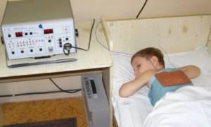Электрофорез при пневмонии