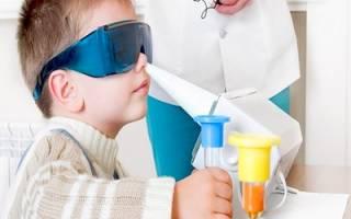 Физиотерапия при пневмонии у детей