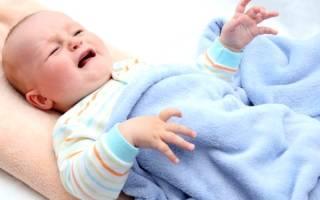 Кашель у 3 месячного ребенка чем лечить