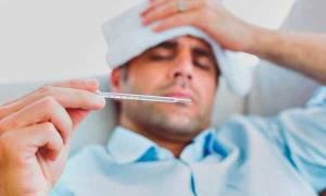 Сделали прививку от гриппа поднялась температура