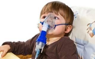 Первая помощь при лающем кашле у ребенка