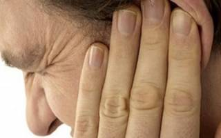 Капли для лечения отита у взрослых