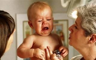 Чем можно растирать грудного ребенка при кашле