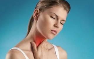 Можно ли курить когда болит горло
