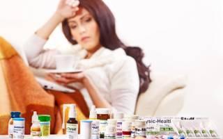 Противовирусные препараты для профилактики гриппа