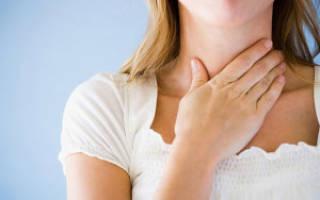 Болит горло и температура 37