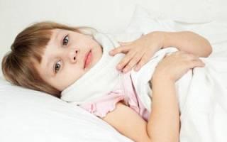 Компресс с димексидом от кашля ребенку