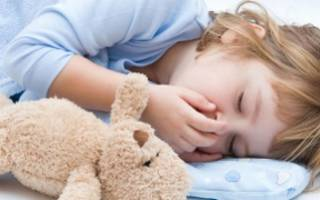 Кашель и температура 39 у ребенка