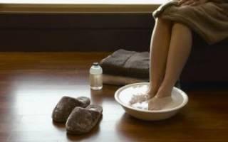 Можно ли парить ноги при простуде