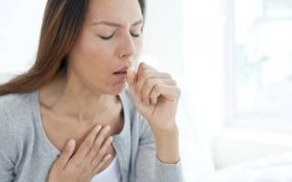 Через сколько проходит кашель