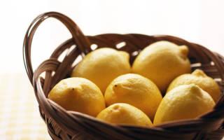 Чай с лимоном при простуде