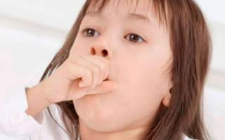 При лающем кашле у детей препараты